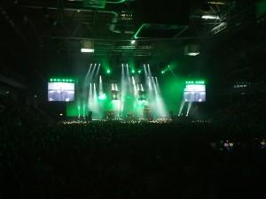 Arena Nürnberger Versicherung Die Ärzte 19.06.
